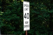 Where Does The Speed Limit Change On The Natchez Trace Parkway?