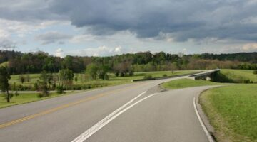 True Or False? The Natchez Trace Parkway Ends At Milemarker 444