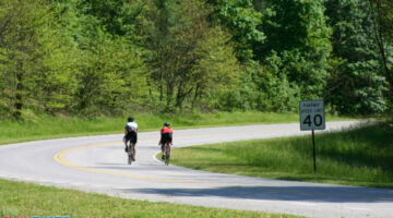 Videos Of Cyclists Biking The Natchez Trace Parkway
