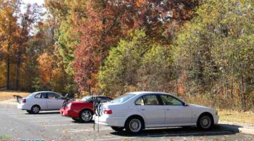 Bicycling The Trace: Where To Park Your Car