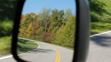 Update: Autumn Leaves Near Peak Colors On The Natchez Trace Parkway In Tennessee