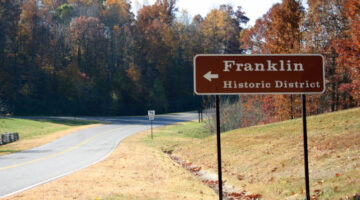 Natchez Trace Parkway Hidden Gems & Roadside Pull-offs – From Nashville To Franklin, TN