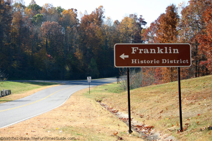 Natchez Trace Parkway Hidden Gems Roadside Pull Offs From Nashville T