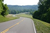 The Natchez Trace Parkway is the long and winding road.