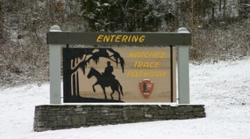 Does It Snow On The Natchez Trace Parkway?